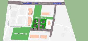 VILLETTE SAN MARTINO su google maps